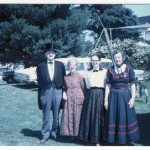 History of Brimfield, Family of Gordon Reid