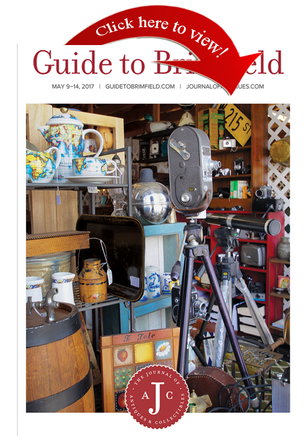 Guide To Brimfield May 2017