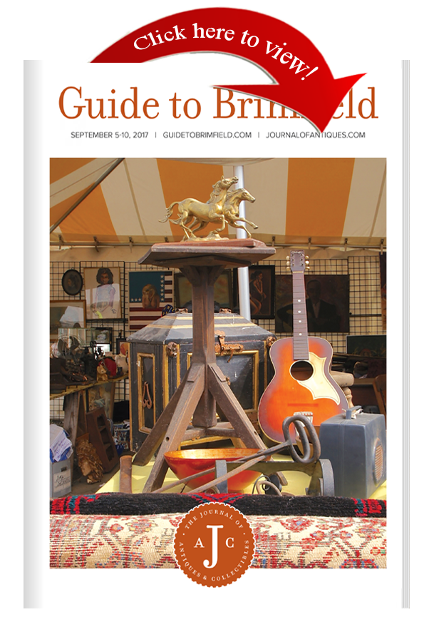 September 2017 Guide to Brimfield Show Guide