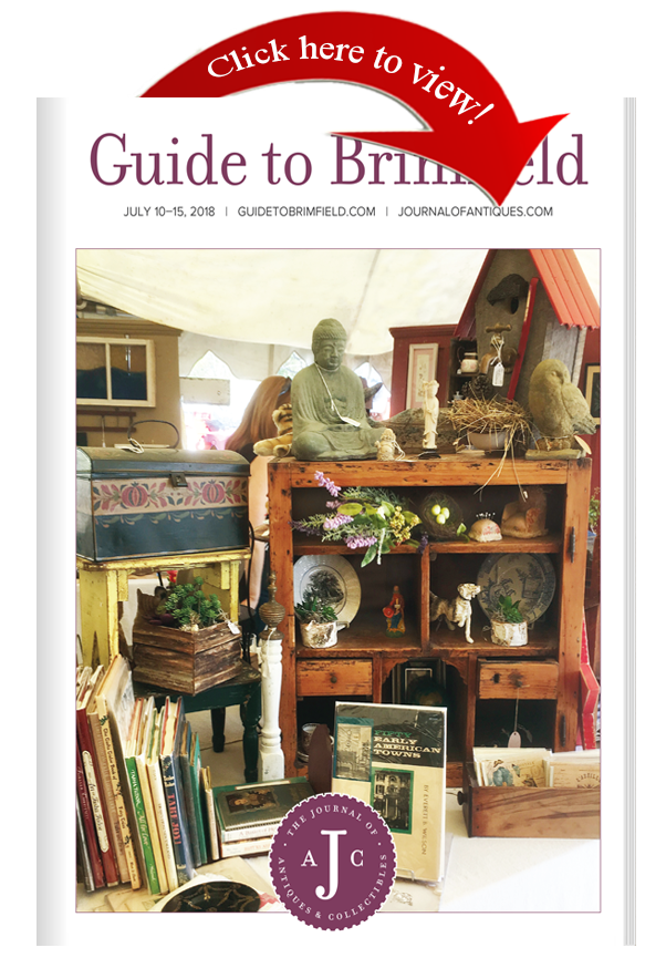 Guide To Brimfield - July 2018