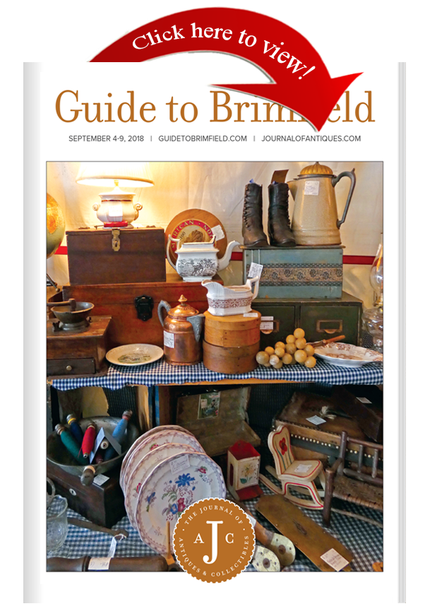 Guide To Brimfield - September 2018