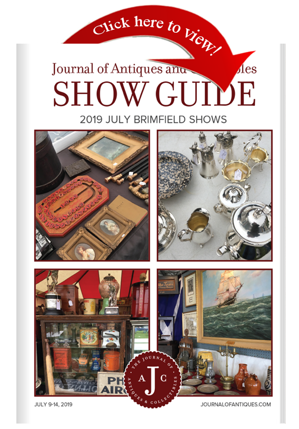 Guide To Brimfield - May 2019
