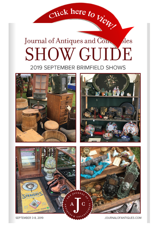 Guide To Brimfield - September 2019